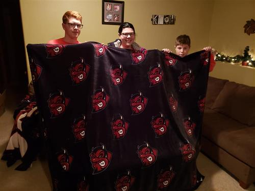 Demon Blanket 1